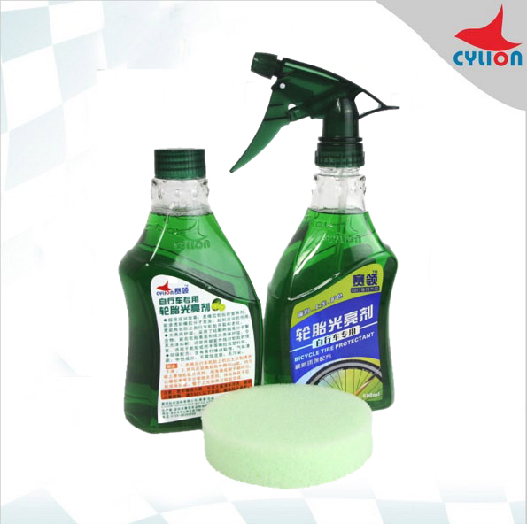 BICYCLE TIRE POLISH & PROTECTANT
